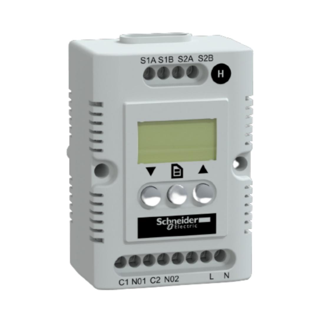 electronic hygrostat
